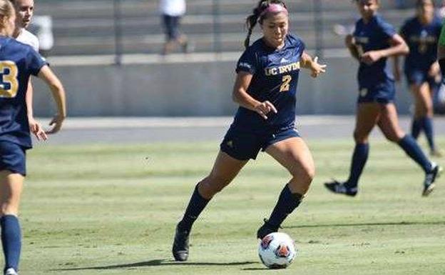 Kiana Palacios, fichaje mexicano para la Real Sociedad Femenil