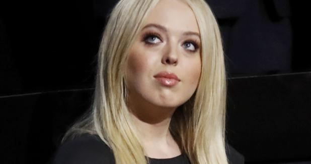 Tiffany Trump. / R. C.