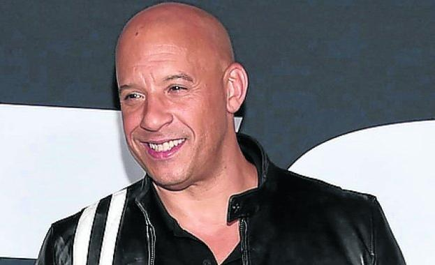 Vin Diesel será actor y productor.