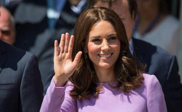 Kate Middleton, duquesa de Cambridge./