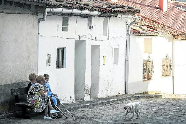 Bienvenido m ster jubilado el diario vasco - Casas baratas en pueblos de valencia ...