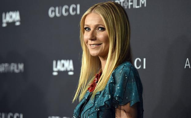 Gwyneth Paltrow./AFP