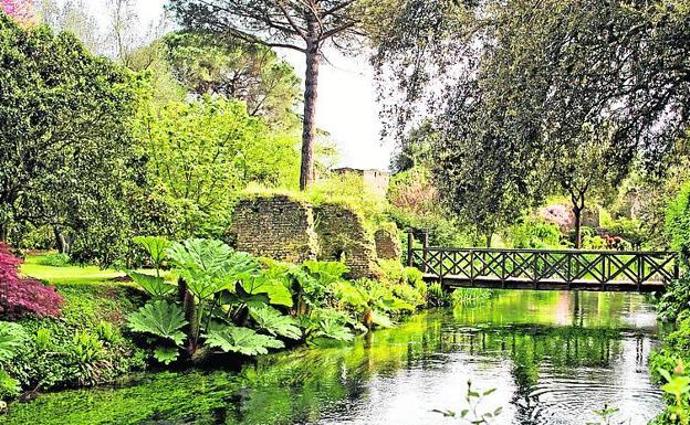 El jard n m s rom ntico del mundo el diario vasco for El jardin romantico