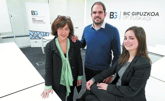 Bic Gipuzkoa se consolida como lanzadera de empresas ... - photo#4