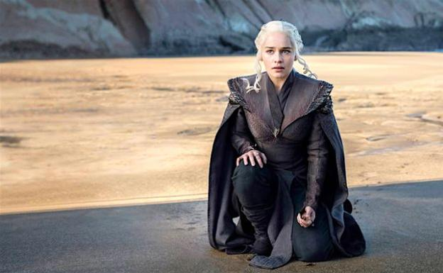 La actriz Emilia Clarke se despide de la serie Game Of Thrones
