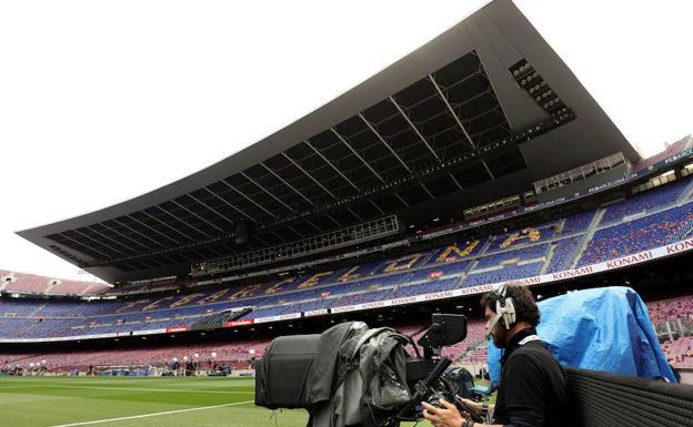 La Liga adjudica hoy los derechos audiovisuales en plena 'burbuja' del fútbol