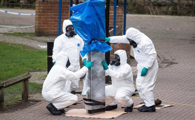 Desmiente RU haber identificado responsables de envenenar a Skripal