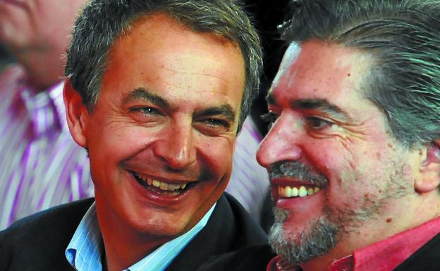 Zapatero se reunió con Otegi en Guipúzcoa