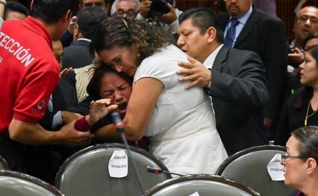 La hija de la diputada fue asesinada
