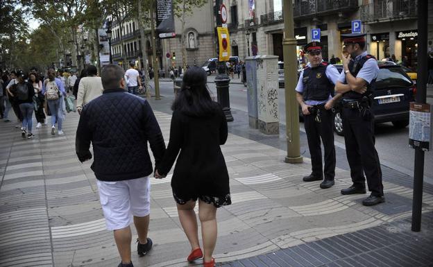 Alerta de atentado en Barcelona durante las fiestas de Navidad