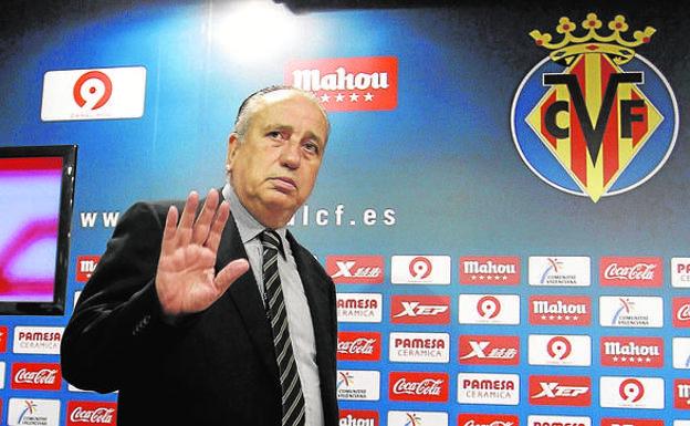 ¡El presidente del Villarreal acusa al Athletic de que le roba jugadores!