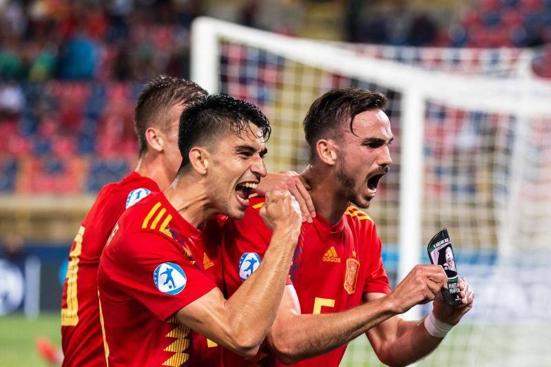 España se mete en semifinales