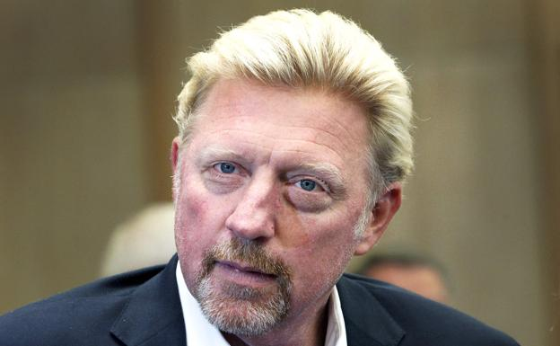 El ex tenista Boris Becker subasta sus trofeos por deudas