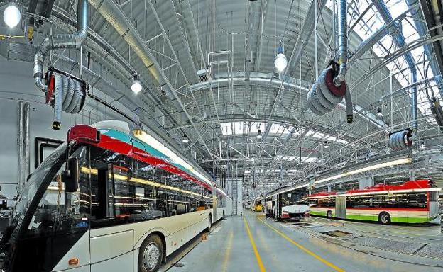 Solaris, filial de CAF, suministrará 250 autobuses eléctricos a Milán