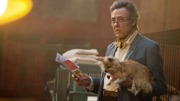 Christopher Walken, en 'Siete psicopatas'./