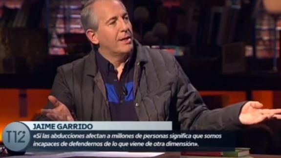 Un experto, en \'Cuarto Milenio\': «Si un extraterrestre te viola, no ...
