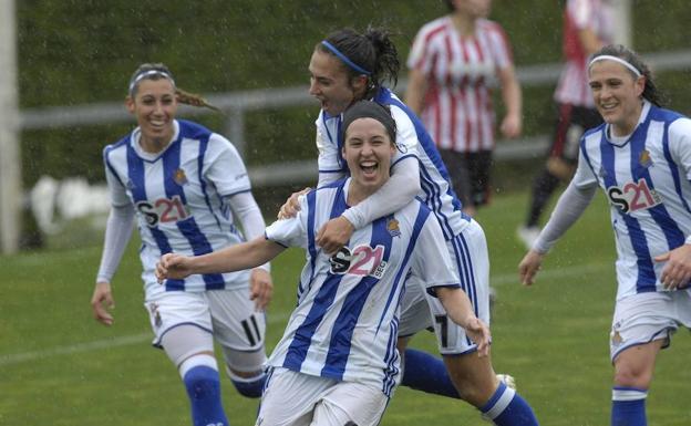 Real Sociedad: El derbi femenino entre la Real Sociedad y el Athletic, en  Anoeta | Real Sociedad