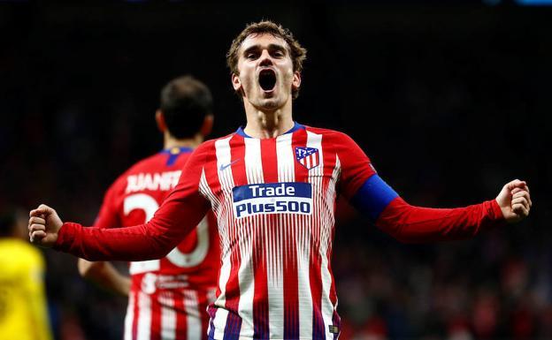 online store 0dde1 cdd27 Real Sociedad: Griezmann deja el Atlético de Madrid y la ...