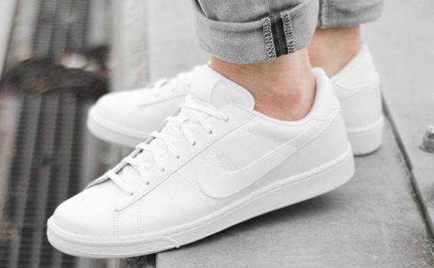 Resultado de imagen para zapatillas blancas
