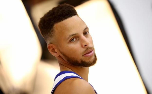 Stephen Curry. /Ezra Shaw (Afp)
