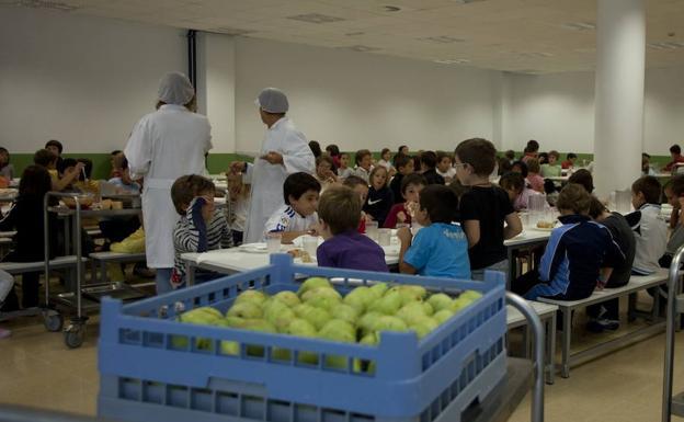 El Parlamento Vasco investigará el fraude de los comedores escolares ...