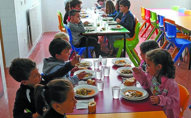 El Supremo avala la condena a cuatro empresas de comedores escolares ...