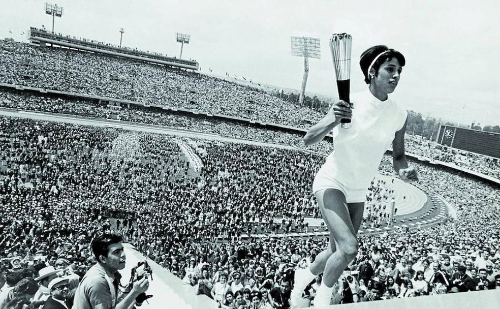 Juegos Olimpicos De Mexico 1968 La Revolucion Olimpica El Diario