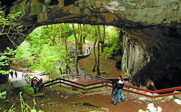 Cuevas de Zugarramurdi. / A.D.C.