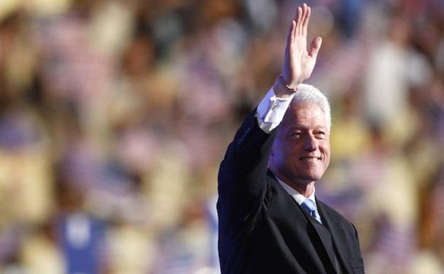 Bill Clinton. /Efe