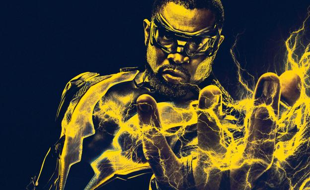 Cress Williams es Black Lightning.