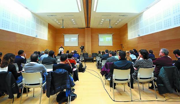 Las ediciones tres ediciones precedentes de Irun Open Innovation se han celebrado en Ficoba./