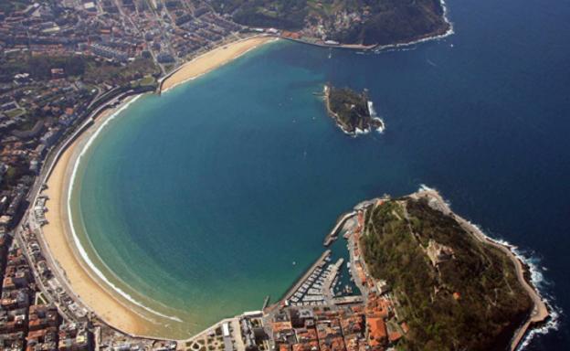 """Resultado de imagen de Playa de la Concha"""""""