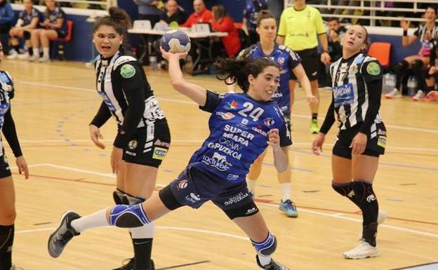 Calendario Europeo Balonmano 2020.La Liga Femenina De Balonmano Se Reduce A Doce Equipos El Diario Vasco