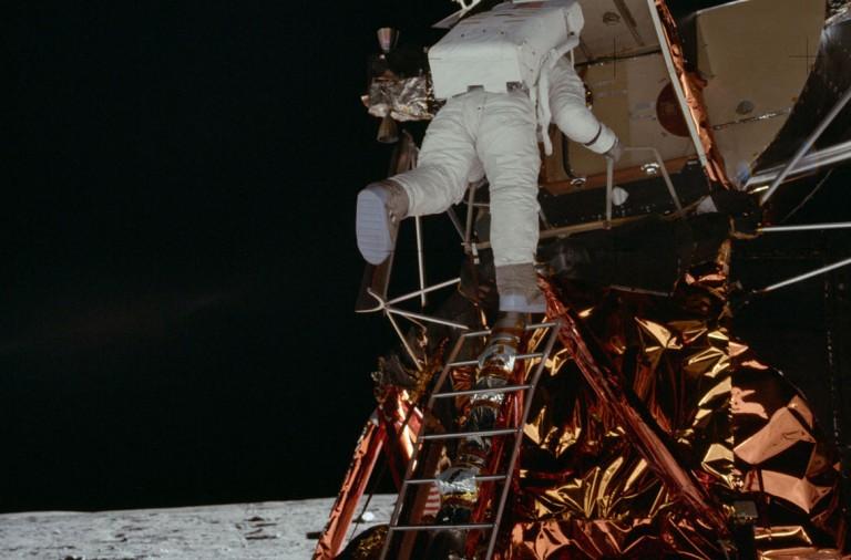 ¿De verdad llegaron a la Luna en esto?