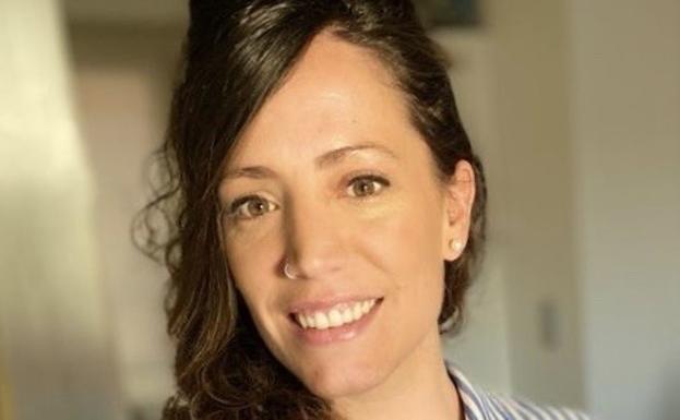 La psicóloga Ana García