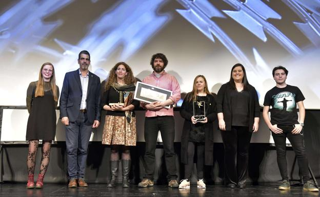 The winners in last year's edition