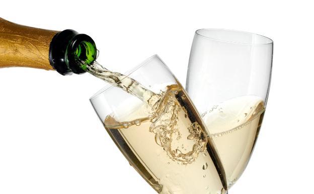 El champán tiene muchas peculiaridades.