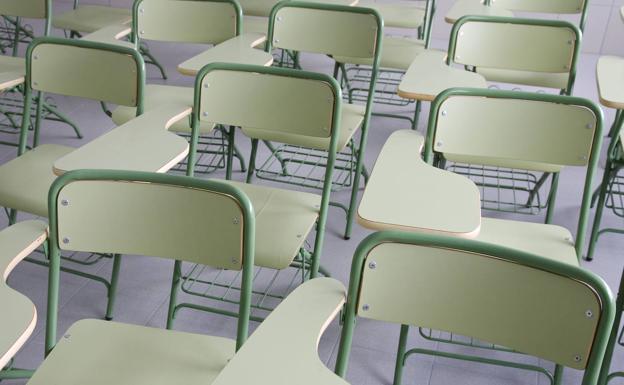Una veintena de aulas se libra del Covid-19 en las últimas 24 horas