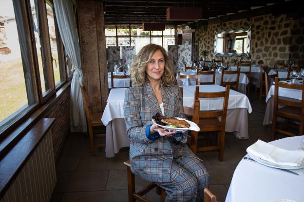 El Garai, fundado en los años setenta con el nombre de Gusurmendi, ofrece una cocina honesta y sencilla.