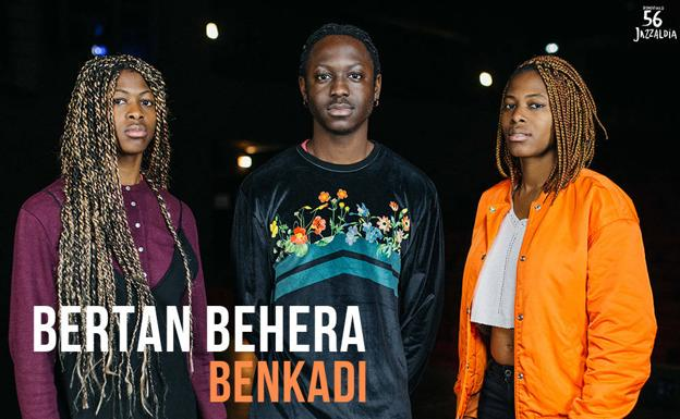 The members of the Benkadi group