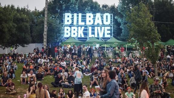 Resultado de imagen de bbk live