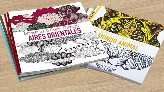Mandalas Pinturas Milenarias Que Relajan El Diario Vasco - Pinturas-de-mandalas