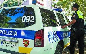 El 092 Para Llamadas Urgentes A La Policia Local El Diario